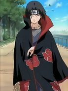 Itachi Appearence
