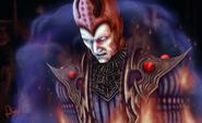 Mortal kombat x shinnok by mk dragon-d8jz64r