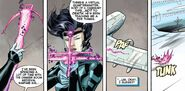Psylocke Crossbow Marvel Comics