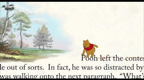 Winnie the Pooh The Next Paragraph Clip