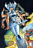 Spiral (Marvel Comics) temptress
