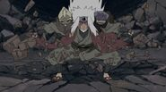 Jiraiya (Naruto) Sage Mode
