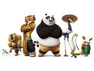 Kung Fu Panda cast