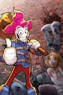 Steven Harmon Slapstick (Marvel Comics) Slapstick Vol 2 1 Textless