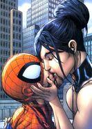 Adriana Soria Queen (Marvel) kiss