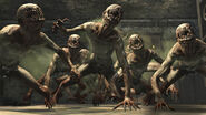 Call of Duty Black Ops Series Crawler Zombie