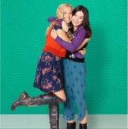 Sid and Shelby (Best Friends Whenever)