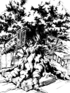 Giant Tree Yggdrasil