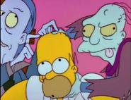 Homer's Brainlessness