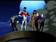 Metahuman Squad