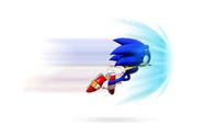 Sonic Air Dash