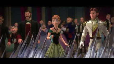 Disney - Frozen Elsa's Powers Revealed HD (720p)