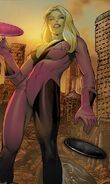 Jennifer Stavros Roulette (Earth-616) from Marvel War of Heroes 001