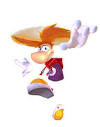 Rayman 3 helicopter