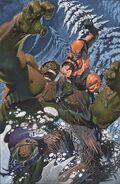Wolverine Vs. The Hulk