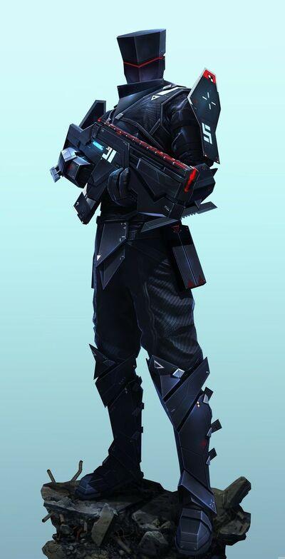 High dimensional Elite guard
