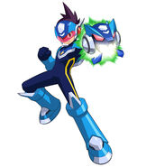 Star Force Megaman