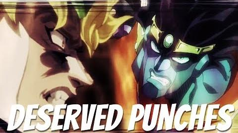 Top 5 Well Deserved Punches In JJBA Part 3