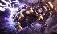Blitzcrank, the Great Steam Golem (League of Legends)