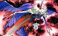 Majeston Zelia (Marvel Comics) Angry