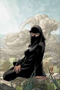 Sooraya Qadir Dust (Marvel Comics) New X-Men Hellions Vol 1 2 Textless