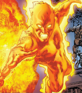 Human Torch Jim hmmond