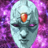Stone Mask Red Stone of Aja (Jojo)