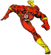 The flash comic book image 4