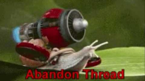 ABANDON THREAD!!!!