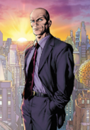 Lex Luthor Art