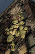 Michelangelo (IDW Teenage Mutant Ninaja Turtles) profile