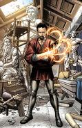 Michelangelo Simoni Forever Man Marvel Comics
