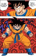 Tranquil Fury by Son Goku