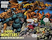 Marvel Monsters (Marvel Comics)