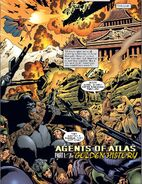 Agents of Atlas Team Attack