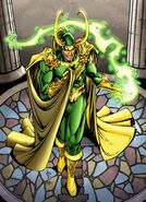Loki Laufeyson Earth 616