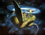 Paul Kidby - Disque Monde - The Great A'Tuin