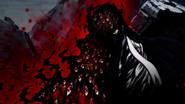 Alucard Absorbs Blood