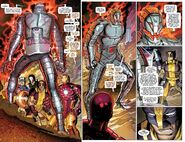 Scanning by Ultron