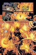The Human Torch - Johnny Storm