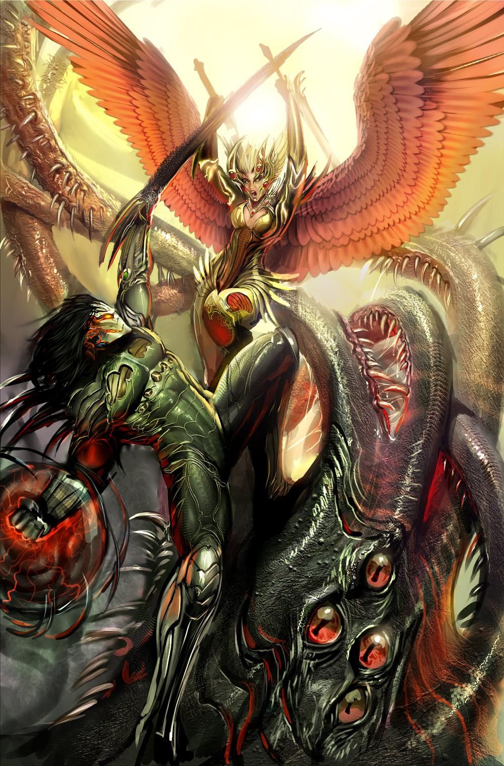 Supernatural Dominion Superpower Wiki Fandom Powered
