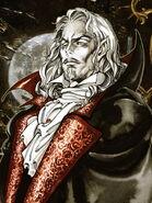 Lord Dracula Castlevania