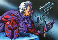 Magneto from Marvel
