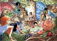 Story-time-straw hat