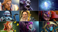 Support heroes dota 2