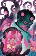 Vril Dox Brainiac (DC Comics) Justice League Vol 4 18 Textless