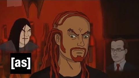 A Mother's Fury Metalocalypse Adult Swim