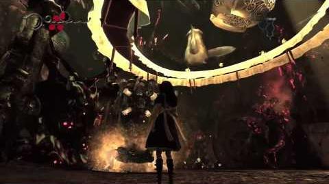Alice Madness Returns Combat Gameplay