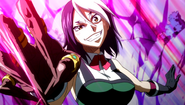 Mary (Fairy Tail) mad