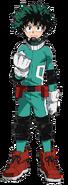 My Hero Academia Izuki Midoriya Deku